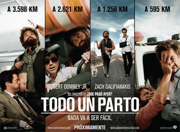 Todo un parto (DvdRip) (Español Latino) (MG)