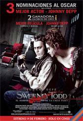 Sweeney Todd: El barbero demoníaco de la calle Fleet