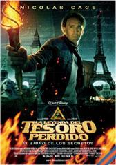 La leyenda del tesoro perdido 2