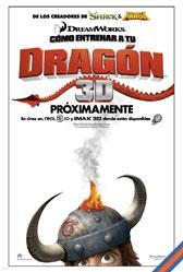 Como entrenar a tu dragón 3D