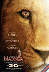 Crónicas de Narnia La travesía del Viajero del alba 3D