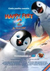 Happy Feet 2: El pingüino 3D