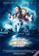 El imaginario mundo del Dr Parnassus