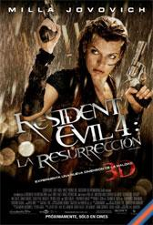 Resident Evil 4: La resurrección 3D