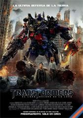 Transformers: el lado oscuro de la Luna 3D