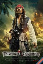 Piratas del caribe: Navegando aguas misteriosas 3D