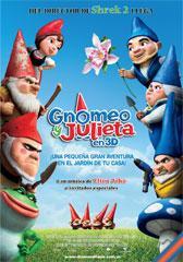 Gnomeo y Julieta 3D