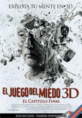 El juego del miedo 7 3D