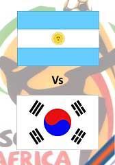Argentina vs Corea