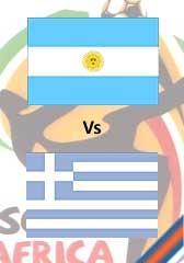 Argentina vs Grecia