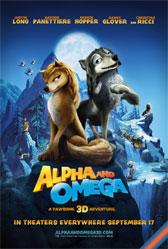 Alfa y Omega 3D