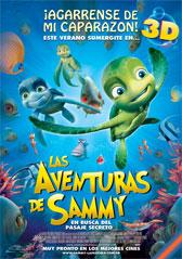 Las aventuras de Sammy 3D