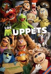 Los Muppets (con la rana René)