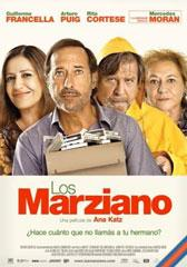 Los Marziano | Cines Argentinos