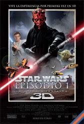 Star Wars: Episodio I - Re estreno 3D