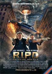 RIPD Policía del más allá