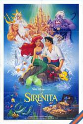 La Sirenita 3D