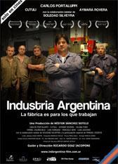 Industria Argentina, la fábrica es para los que trabajan