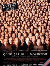 Quieres ser John Malkovich?