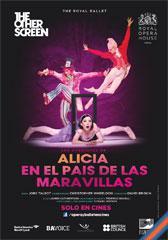 Alicia en el país de las maravillas (Royal Ballet 2013)