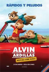 Alvin y las ardillas 4