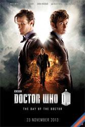 Doctor Who 50 aniversario