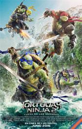 Tortugas Ninja 2