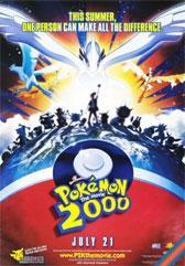 Pokémon la película 2000