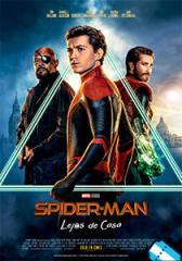 Spiderman: lejos de casa