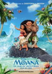 Moana: Sing along