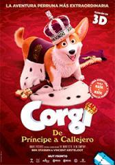 Corgi: de príncipe a callejero