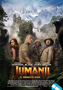 Jumanji 3: Next Level