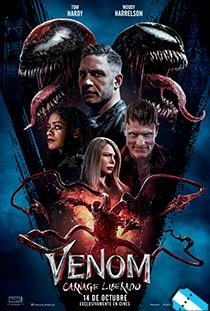 Venom 2 Carnage liberado