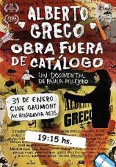Alberto Greco. Obra fuera de catálogo