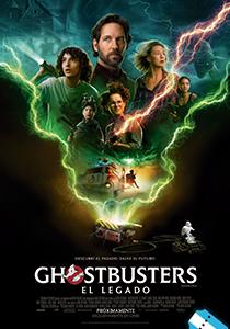 Ghostbusters: el legado