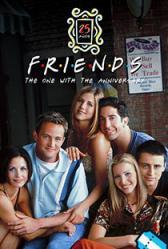 Friends 25 años   Noche 1