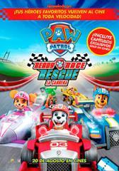 Paw Patrol: la carrera