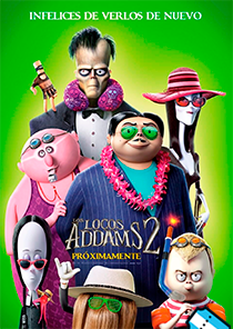 The Addams Family Sequel