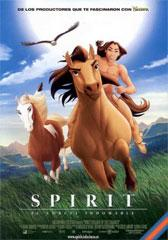 Spirit: El corcel indomable -En Castellano-