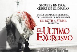 Avant  premiere EL ÚLTIMO EXORCISMO