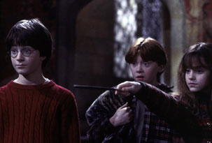 Se re estrenan todas las Harry Potter en formato digital
