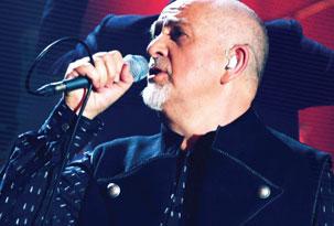 Peter Gabriel también estará en 3D en los cines