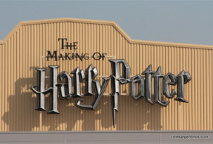 Harry Potter Studio: la invitación a recorrerlo E01