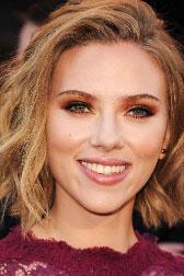 Johansson , Scarlett