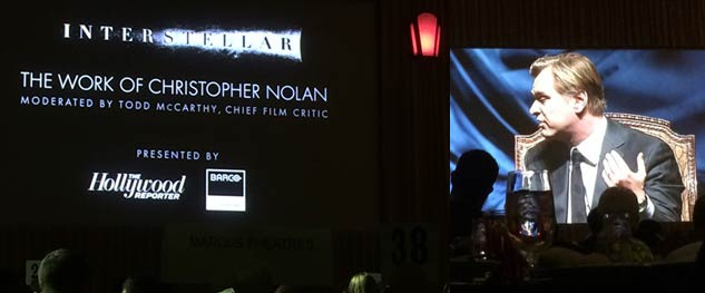 Cinemacon 2014: Nolan sigue insatisfecho con el digital