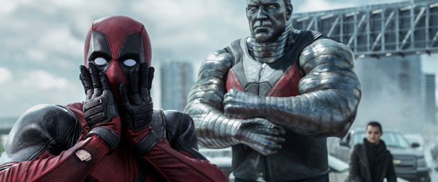 Deadpool sin censura en la Argentina