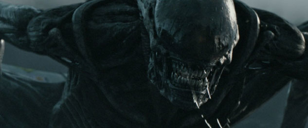 Alien Covenant estará en el Imax