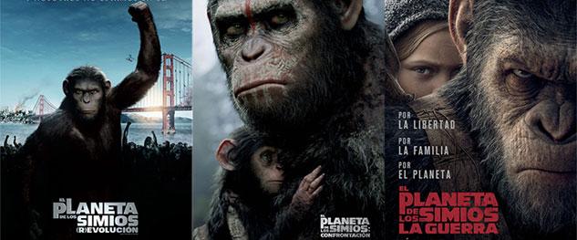 Resultado de imagen para estreno planeta de los simios