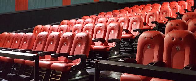 comenz a funcionar la primera sala 4d de hoyts cines