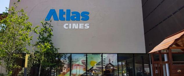 Comienza a funcionar en Atlas Nordelta | Cines Argentinos